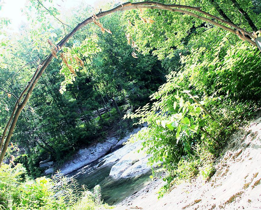 River Entrance