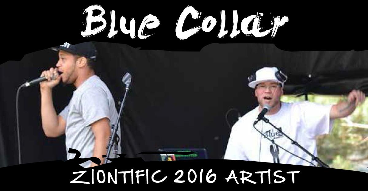 Ziontific Summer Solstice Music Festival 6 — Vermont — Artist Blue Collar