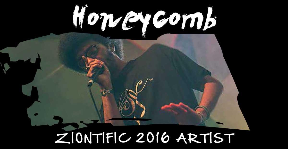 Ziontific Summer Solstice Music Festival 6 — Vermont — Artist Honeycomb