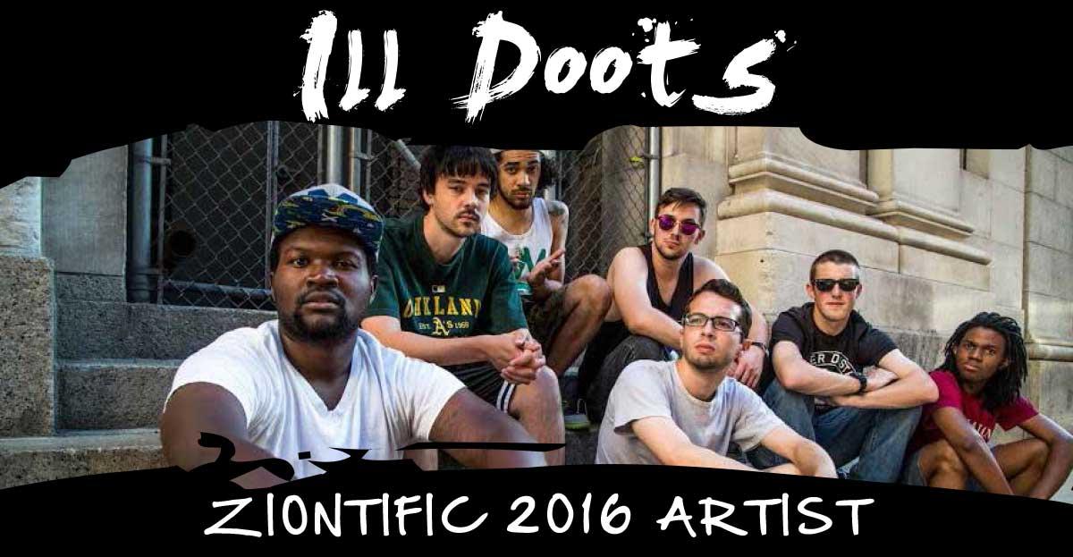Ziontific Summer Solstice Music Festival 6 — Vermont — Artist Ill Doots