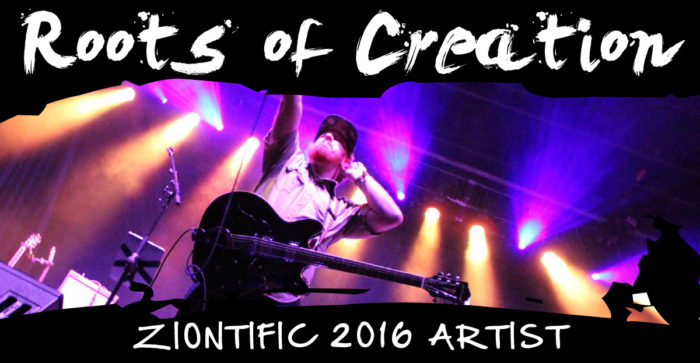 Ziontific Summer Solstice Music Festival 6 — Vermont —  Artist Roots of Creation