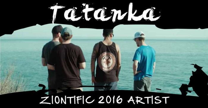Ziontific Summer Solstice Music Festival 6 — Vermont — Artist Tatanka