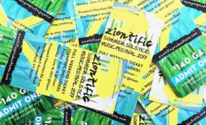 Ziontific Summer Solstice Music Festival Tickets