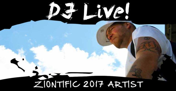 Ziontific Summer Solstice Music Festival Lineup - DJ Live!