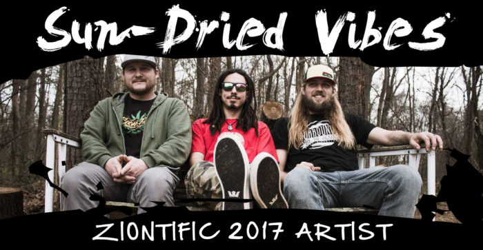 Ziontific Summer Solstice Music Festival Lineup - Sun-Dried Vibes