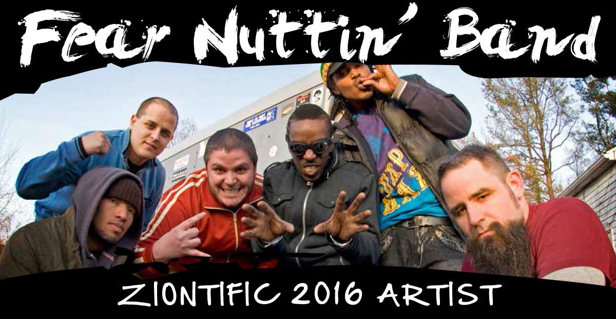 Ziontific Summer Solstice Music Festival 6 — Vermont — Artist Fear Nuttin Band