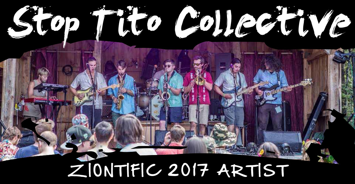 Ziontific Summer Solstice Music Festival Lineup