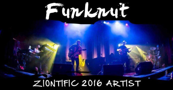 Ziontific Summer Solstice Music Festival 6 — Vermont — Artist Funknut
