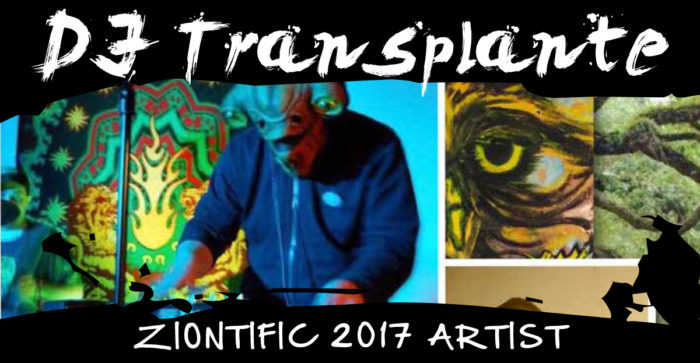 Ziontific Summer Solstice Music Festival Lineup - DJTransplante