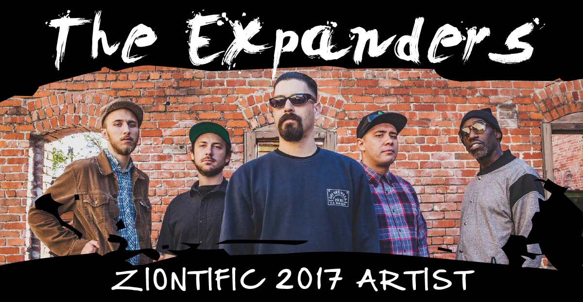 Ziontific Summer Solstice Music Festival Lineup - The Expanders