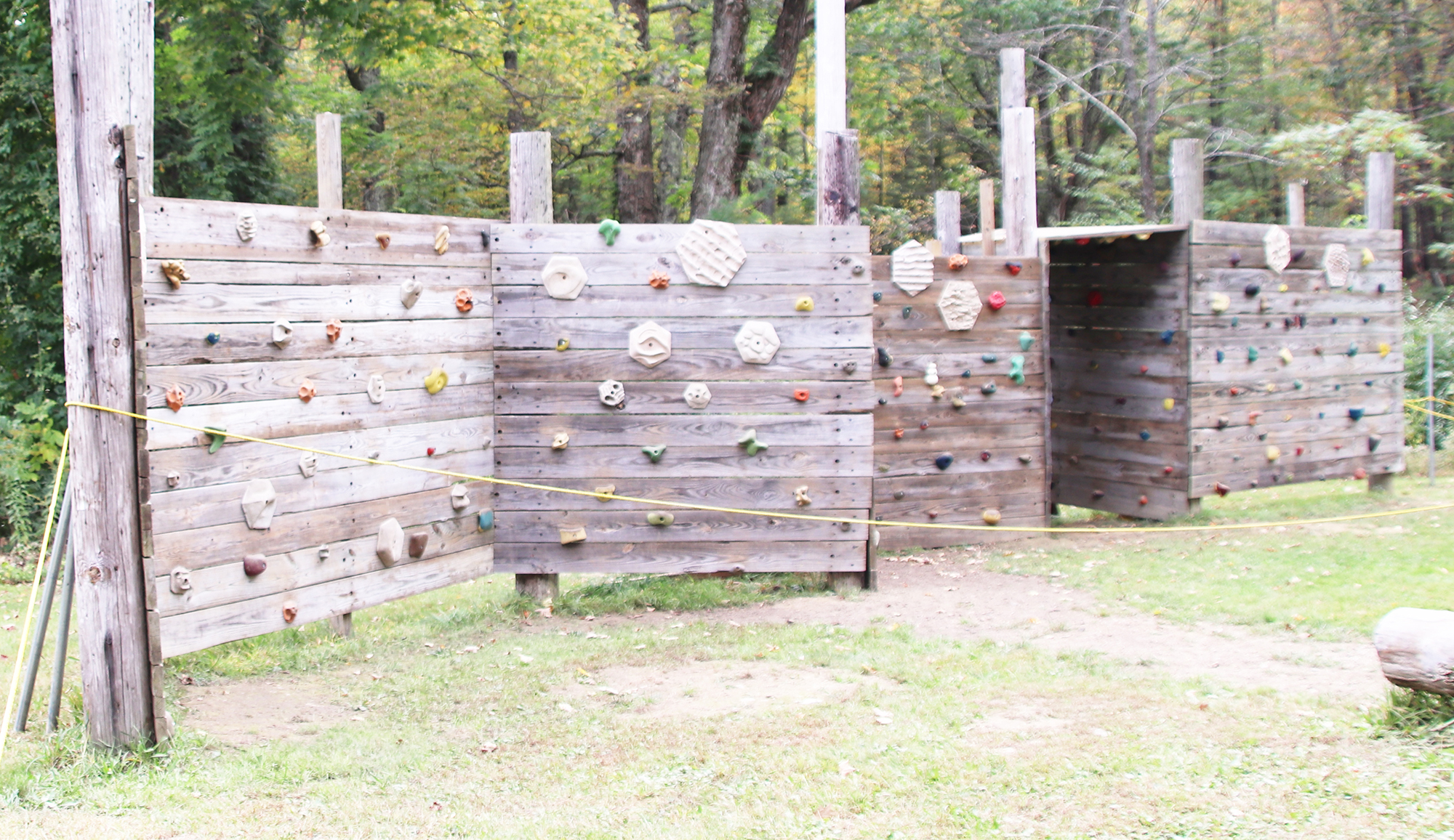 Ziontific Summer Solstice Music Festival | Climbing Wall | Camp Moses Scout Reservation